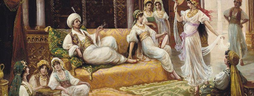 Эротические истории один на всех гарем фото 279-547